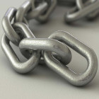 high tensile 13mm grade 80 load chain galvanised lashing large chain g80 roller