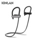 Noise cancelling earphones bluetooth wireless with nice bass from kinlan
