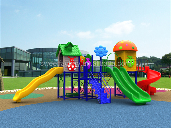 High quality children outdoor playground equipment for kids
