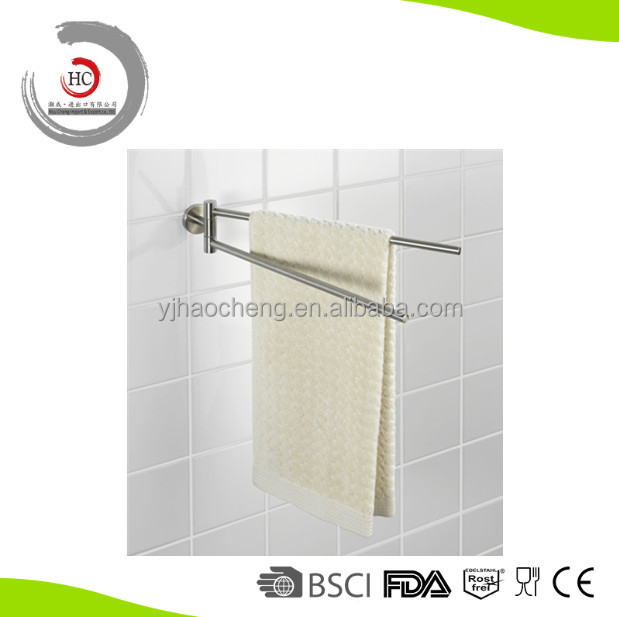 Hotel Use And Bathroom Series Stainless Steel Towel Bar Towel Rail