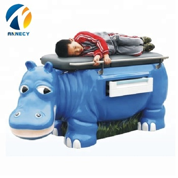 AC-GEB003 used hospital equipments pediatric baby child examination table bed for sale