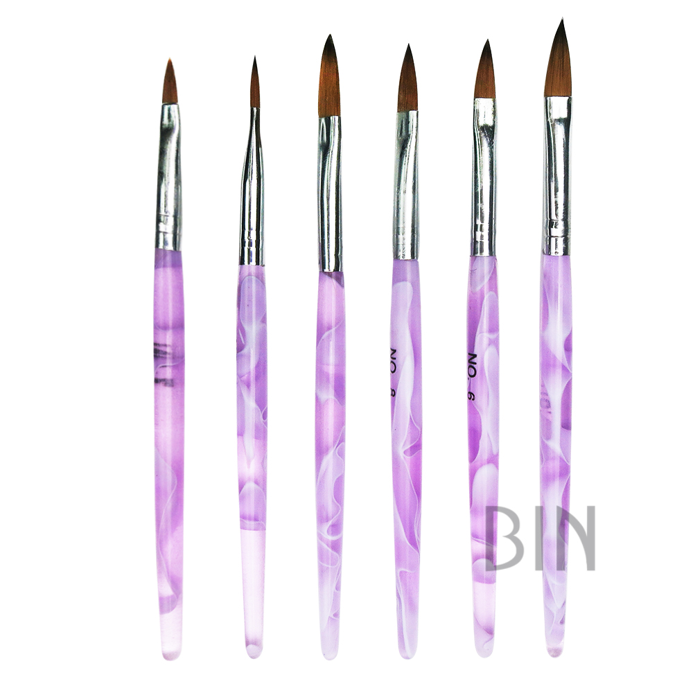 Kolinsky Nail Art Brush, Kolinsky Nail Art Brush Suppliers and ...