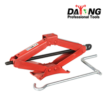 2Ton Tonne Scissor Wind Up Jack for Car Van With Crank Speed Handle High Quality