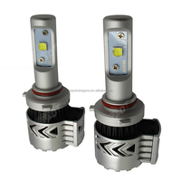 Super canbus HB4 9006 G8 LED Headlight Bulbs Kit 6500K White Light Replacement 12000LM