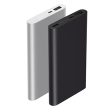 100% Original 10000mAh Xiaomi Mi Power Bank 2 Universal PowerBank for Nokia Samsung Apple Quick Charge Portable Power Source
