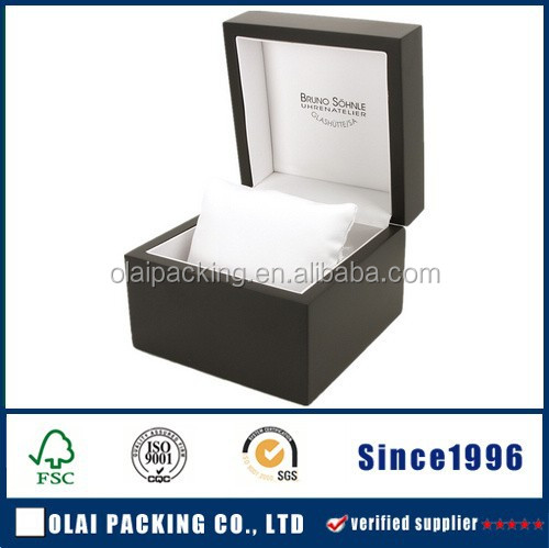 cheap wooden bracelet box with logo