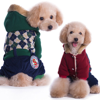 77344f7502a Designer Dog Winter Clothes With Four Legs - Buy Dog Clothes