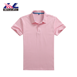 Blank t shirts , CVC combed cotton t shirt , clothing polo shirt with button
