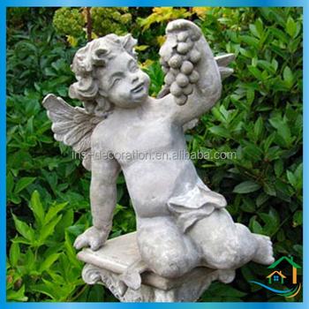 Garden Baby Angel Statues