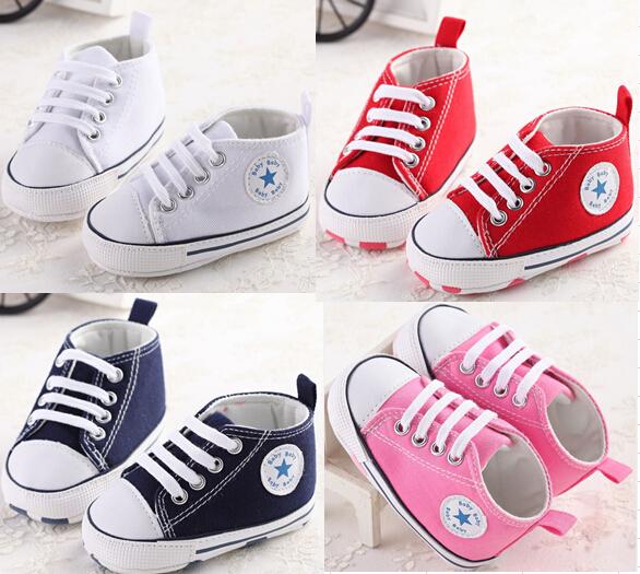 1 Pairs baby shoes Brand Newborn baby