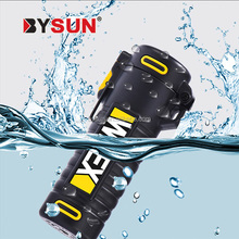 BS-1506 5 anti protection cigarette protection dual arc waterproof usb lighter