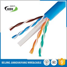 Various pair cat 6 utp lan cable