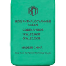 Green color pigments powder,PVC plastic pigments