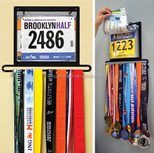 Casting iron Sport medal hanger with color painting