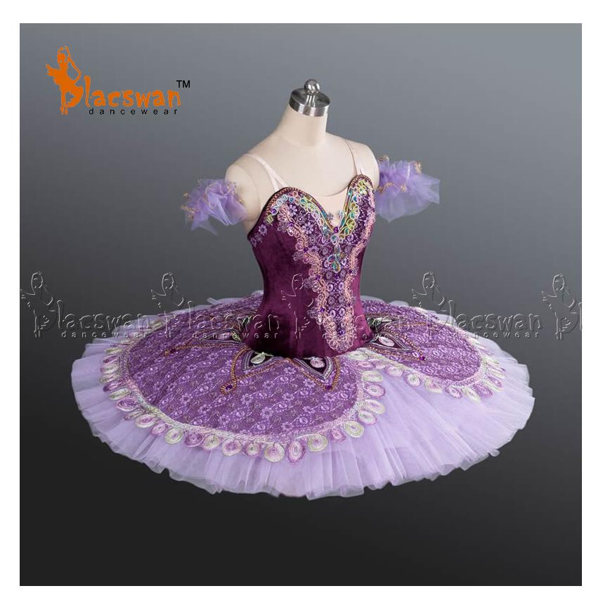 3a65fbbf49ab Purple Lilac Fairy Professional Ballet Tutus BT896 Professional ...