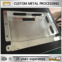 corrugated sheet metal stamping sheet metal layout sheet metal cutting and bending painting parts
