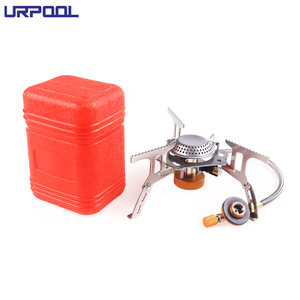 Outdoors Mini Camping Stove backpacking stove Collapsible Camping Stoves for Outdoor Backpacking/Hiking