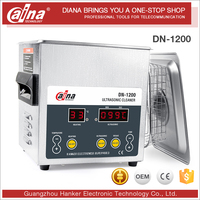 Daina 1.47L New Design Portable Dental Digital Ultrasonic Cleaner DN-1200 Industrial Mini Ultrasonic Cleaner