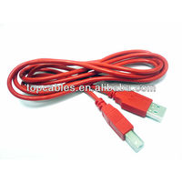 USB 2.0 A TO B HIGH SPEED PRINTER SCANNER CABLE CORD FOR HP CANON EPSON LEXMARK