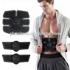 Popular Wireless Portable EMS TENS Abdominal Muscle Stimulator