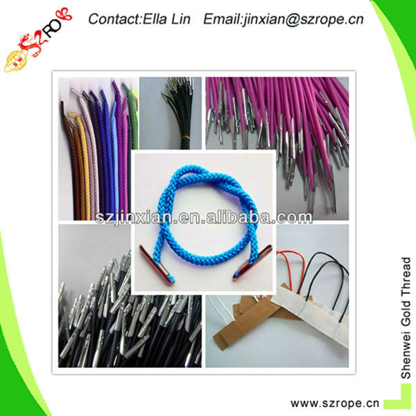 Handle Rope with Metal End for Package Bag