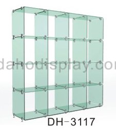 Diy Glass Showcase Display Stand For Handbag Buy Glass Showcase