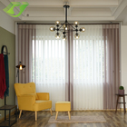 Custom colour blackout dream shade electric vertical blinds
