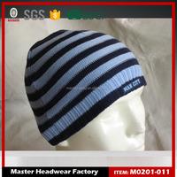 Stylish custom beanie hat and ski beanie hat