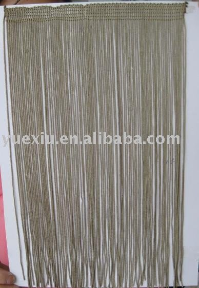 thread curtain ,ray curtain ,fringe curtain
