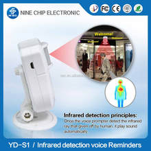 Wireless PIR Sensor Motion Detector and Pir infrared doorbell and infrared induction sensor