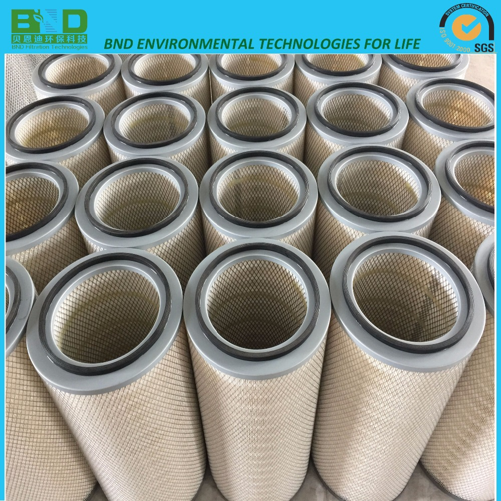 Polyester Industrial Filter For Blast Rooms