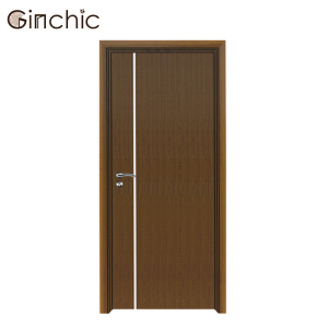 Latest Design Modern Design Interior PVC Door Wooden Door