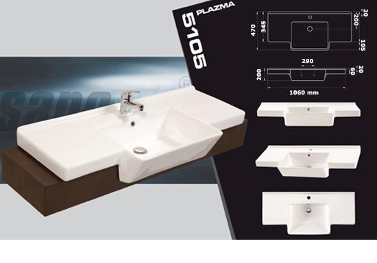 High Quality Ceramic Washbasin