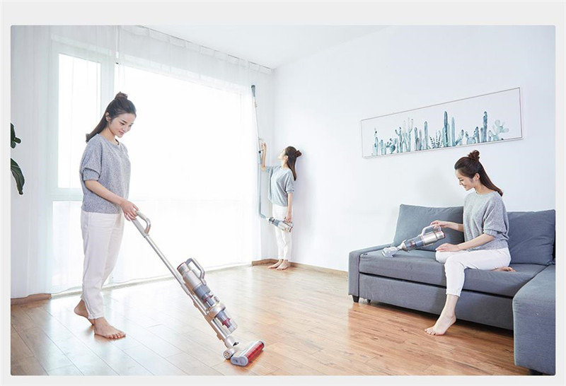 New Xiaomi JIMMY JV71 Vertical Wireless Cordless Handheld Vacuum Cleaner