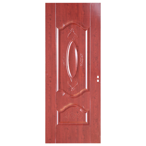 Factory direct cheap different stock steel doors on sale