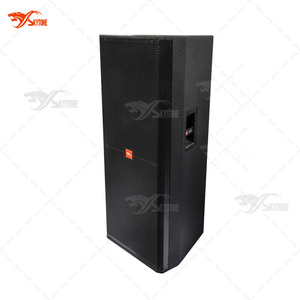 SRX 725 pa audio speakers, high power dj speaker box