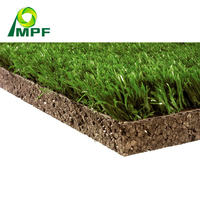 Factory Wholesale Waterproof EPP Foam Shock Absorbing Pads with Drain Holes for Artificial Turf Underlay