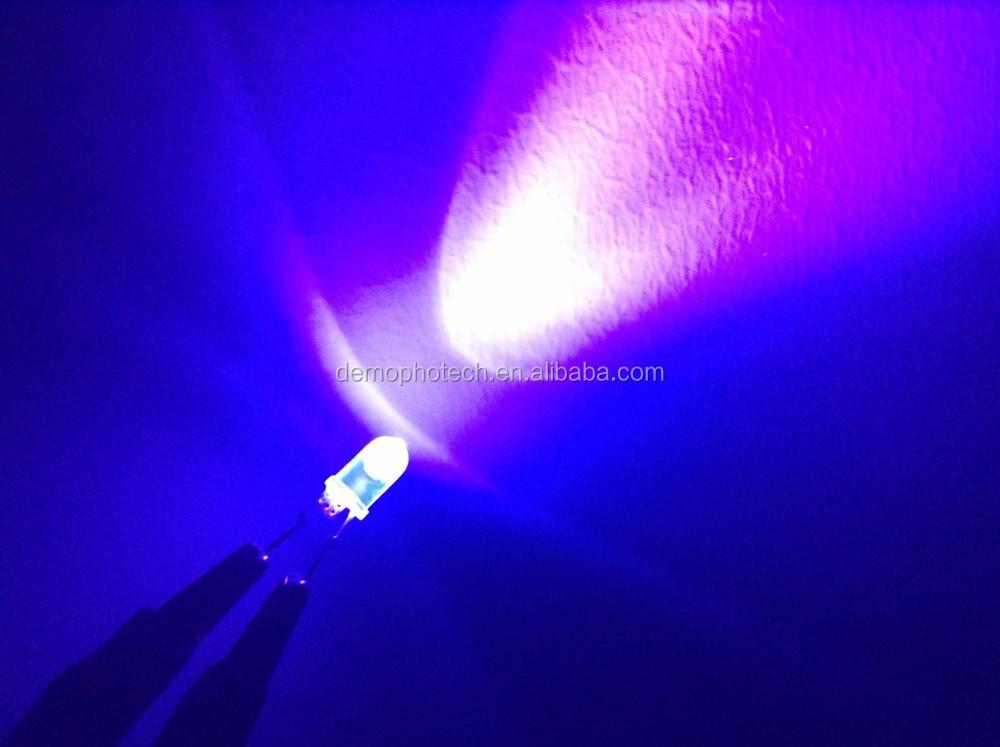 380nm high power uv led 5mm diode produkt id 60507295000. Black Bedroom Furniture Sets. Home Design Ideas