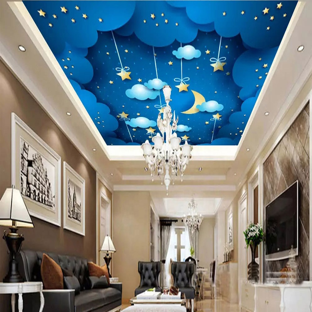 Образцы подвесных потолков фото