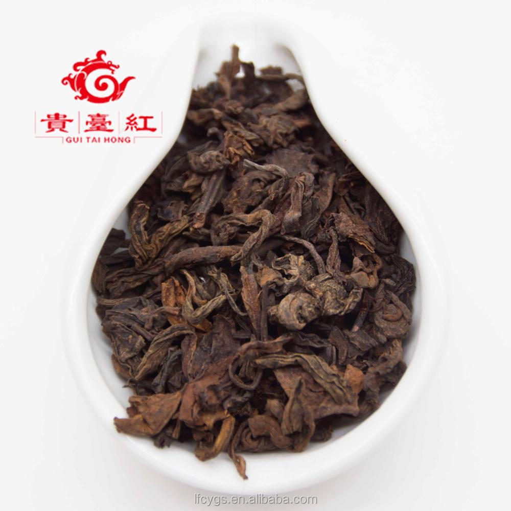 Health pressed tea puer shu 357 best slimming puer tea