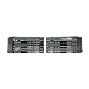 High quality 48 ports of Cisco Catalyst WS-2960X-48LPS-L Cool Switch