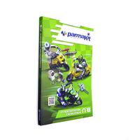 cheap custom design paper printing catalogue/brochure printing service