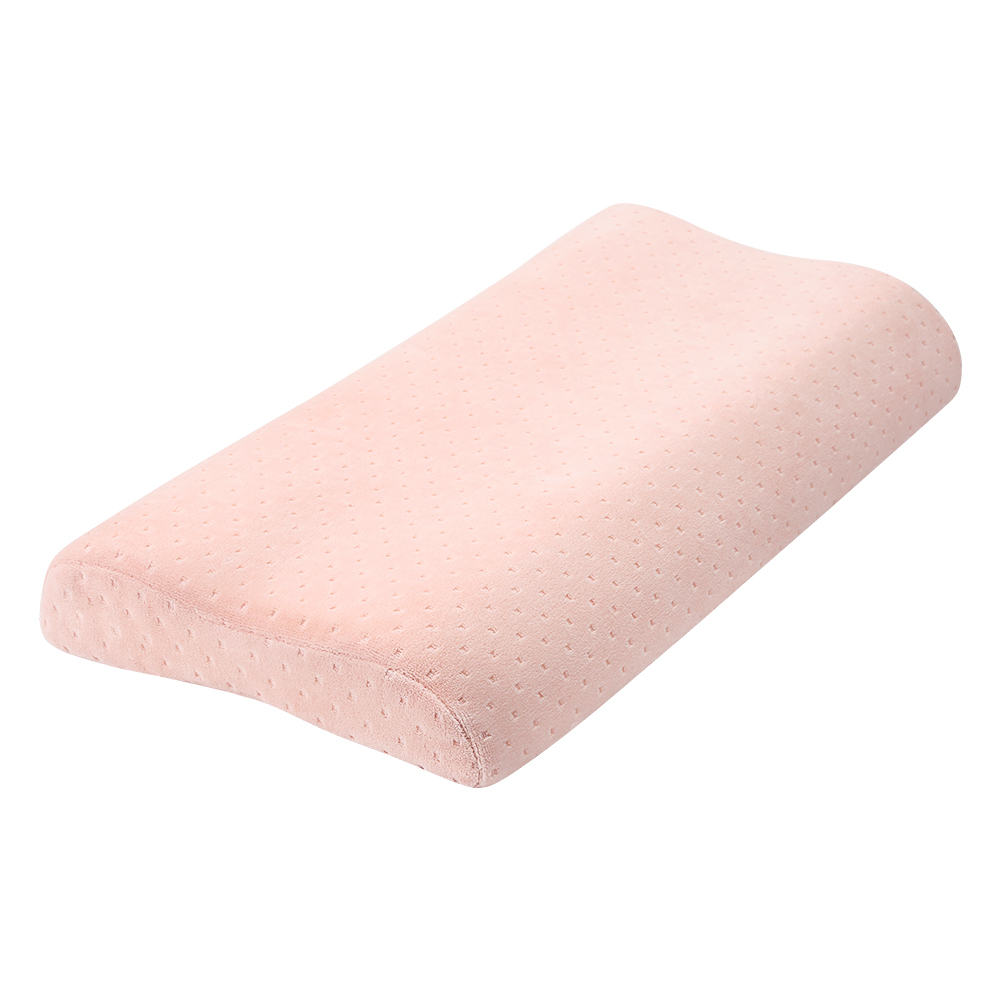 Cervical Side Sleeper Baby Support Pillow Baby Memory Foam Pillow Eco-friendly Infant Pillow