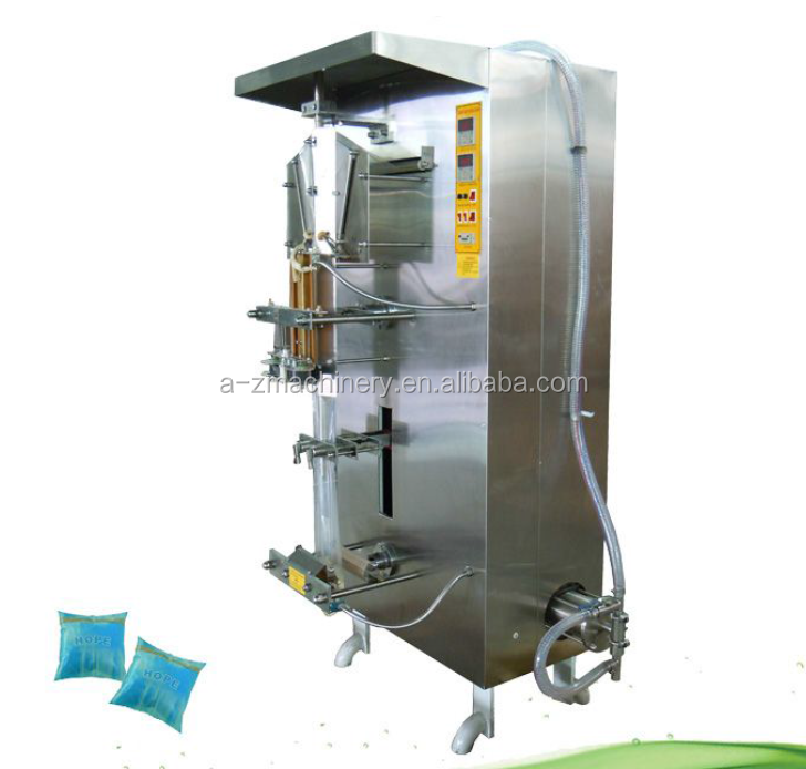 SJ-1000 automatic water bag juice bag packaging machine