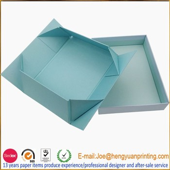 Foldable Shopping Box Foldable Storage Box Collapsible Storage Box CH489