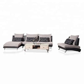 G01 Re Modern Living Room Furniture Italian Style Sofa Set With