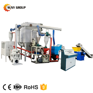 PCB Waste Scrap Recycle Machine TV Circuit Board Recycle Machine