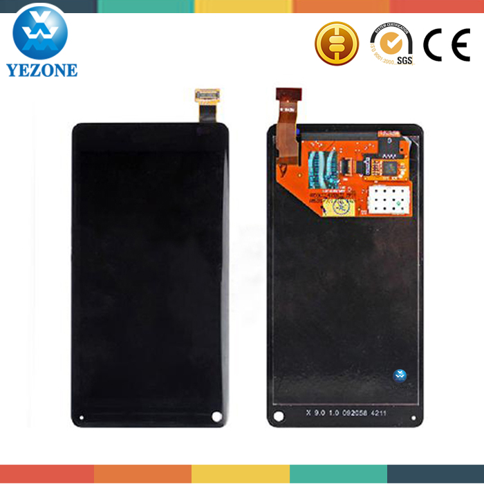 Wholesale Mobile Phone Spare Parts For Nokia N9 LCD with touch screen Assembly,LCD Digitizer For Nokia n9