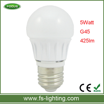 E27 E14 B22 5w Smd Led Bulb 270degree 425lm 60w Halogen Equivalent ...
