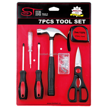 7pcs Home Repair Force Hand Tool Kits